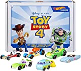 ​Hot Wheels celebrates Disney and Pixar's Toy Story 4 for endless storytelling fun. ​The beloved cast becomes a 5-pack of unique and highly coveted Character Cars. ​Each character is instantly recognizable with detailed design and authentic deco! ​Th...