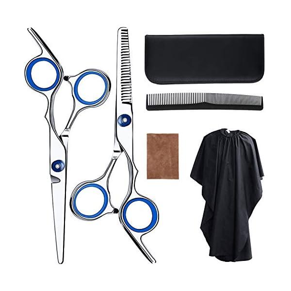 Beauty Shopping Hair Cutting Scissors Professional Barber Shears Thinning Scissors Super Sharp Stainless