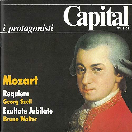Wolfgang Amadeus Mozart: Requiem, Exultate Jubilate - Georg Szell, Bruno Walter