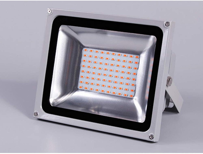 ZHANGXX Pflanzenleuchte,LED Pflanzenlampe Wachstumslampe,Pflanzenlampe Vollspektrums LED,mit Für Zimmerpflanzen Gemüse Und Blaumen,30W