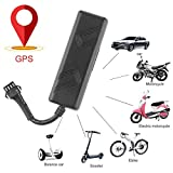 BOOMBOOST Car GPS Tracker GPS/GPRS/GSM TK205 Car Motorcycle Electric Vehicle GPS Locator with Acc/Cut Off Engine Function Remote Control Real Time Monitoring APP