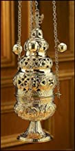 Autom Ornate Censer with 12 Bells