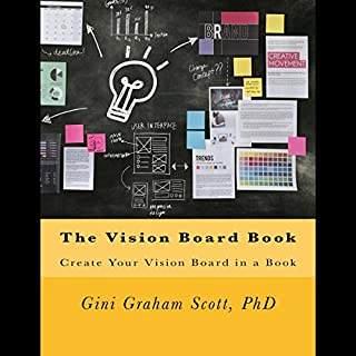 The Vision Board Book audiobook cover art