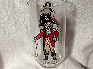 Capt. Crook Collector Series Glass