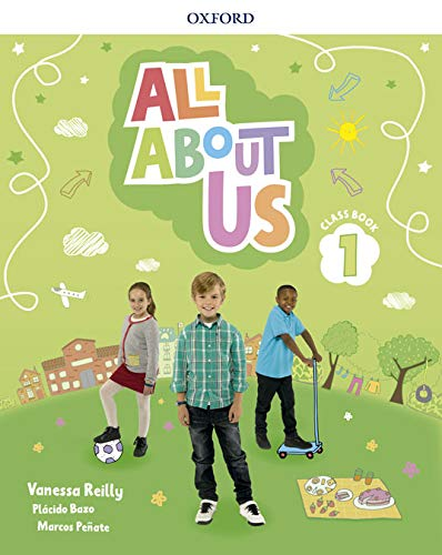 All About Us 1. Class Book Pack
