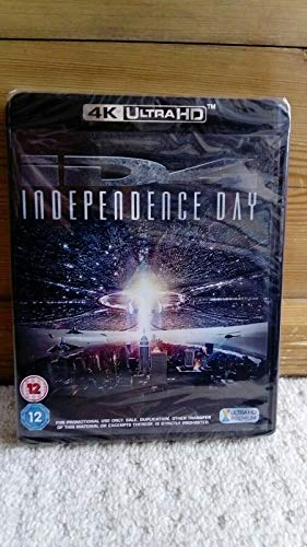 INDEPENCE DAY UHD SAMSUNG PLAYER BUNDLE - EXCL [Blu-ray]