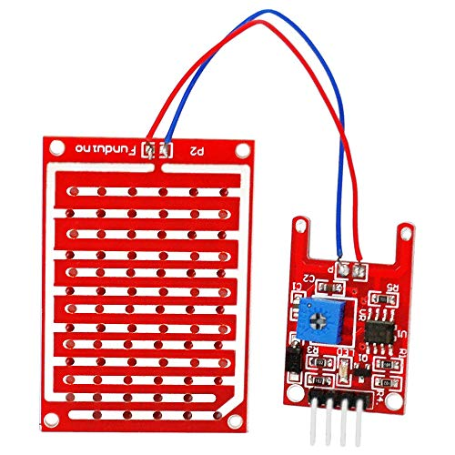 un known Raindrop Humidity Test Sensor Module for ArduinoS Accessory Compatible Replacement