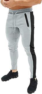 Amazon.es: Gris - Pantalones / Hombre: Deportes y aire libre