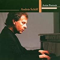 Artist Portrait Andras Schiff by Schumann