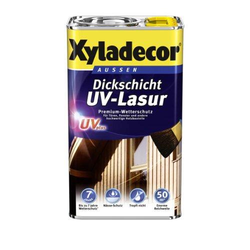 Xyladecor Dickschicht-UV-Lasur natur 2,5 Liter