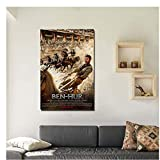 Ben-Hur Movie Poster Canvas Prints Paintings for Art
