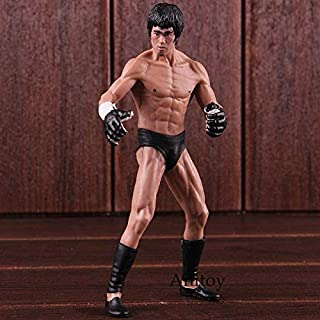 Bruce Lee Action Figure 1:12 The Martial Artist Series No.2 PVC Storm Collectibles Model Toy