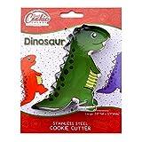 Dinosaur Cookie Cutter - Stainless Steel