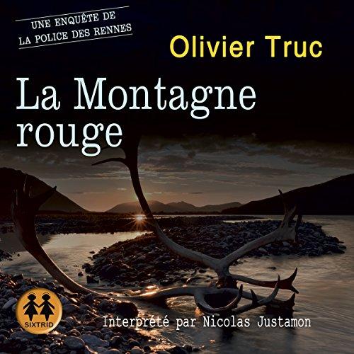 La Montagne Rouge audiobook cover art