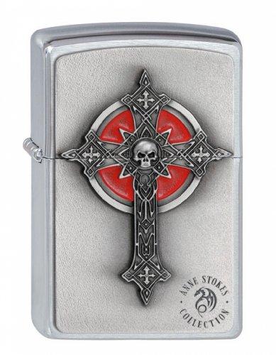 Zippo Gothic Cross 2002005
