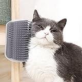 Katzen bürste,Katzen Massage und Haarentfernung,mit Katzenminze, zur Massage, Fellpflege und zum Spielen,katzenspielzeug