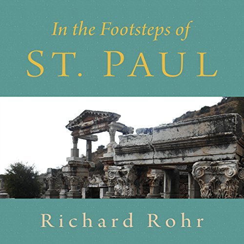 In the Footsteps of St. Paul audiobook cover art