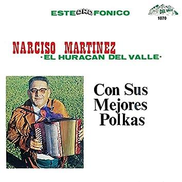 Con Sus Mejores Polkas, El Huracán Del Valle (Polka)