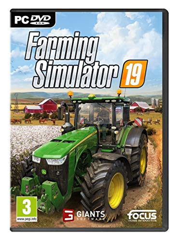 Farming Simulator 19 (PC DVD) (輸入版)