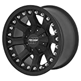 Pro Comp Alloys Series 33 Wheel with Flat Black Finish (17x9'/6x135mm)