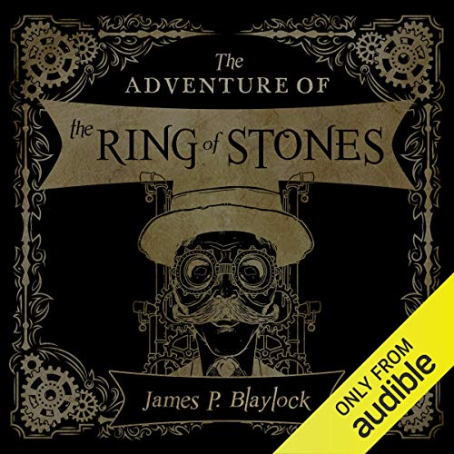 The Adventure of the Ring of Stones cover art