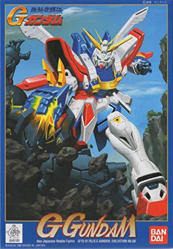 Bandai Hobby G-08 G Gundam, Bandai G Gundam 1/144 Action Figure