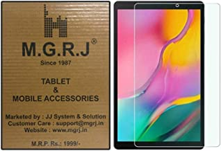 M.G.R.J® Tempered Glass Screen Protector for Samsung Galaxy Tab A 10.1 (2019) (SM-T510 / SM-T515)