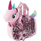 Little Jupiter Plush Pet Set with Purse - Unicorn Toys - Unicorn Stuffed Animal -...