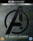 Avengers 1-4 [Blu-ray]