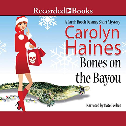 Bones on the Bayou audiobook cover art