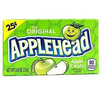 Applehead 24 Packs 0.8 Oz 23g