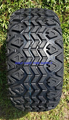 WANDA 20x10-10 All Terrain Golf Cart Tires - DOT Approved