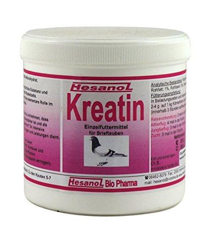 Hesanol Kreatin 250g Einzelfuttermittel für Tauben und Vögel