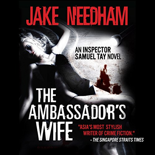 The Ambassador's Wife audiobook cover art
