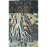 One Line A Day: A Five Year Memory Journal: Japanese Art - Shimotsuke Kurokami-Yama Kurifuri no Taki by Katsushika Hokusai