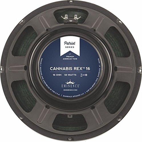 EMINENCE CANNABISREX16 12-Inch Lead/Rhythm Guitar Speakers