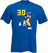 The Tune Guys Blue Los Angeles Gurley Tecmo T-Shirt