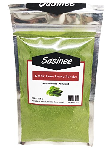Sasinee Kaffir Lime Leave Powder 2.35oz