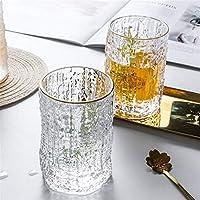 Stemlessワイングラス、クリスタルガラス純粋な染色赤ワイングラス、11オンス - 万能タンブラー Seupeak (Size : 230ml)