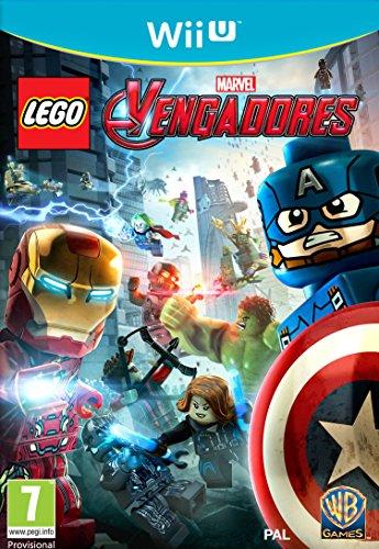 LEGO Vengadores - Edición Estándar - Nintendo Wii U