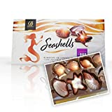 Donckels - Bombons Seashells de Chocolate Belga com Avelãs - Importado da Bélgica