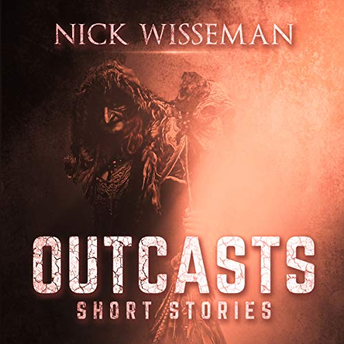 Outcasts audiobook cover art