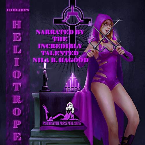 Heliotrope Audiobook By CG Blade cover art