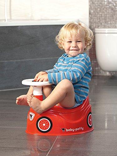 BIG – Baby Potty Car - 5