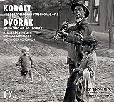 Kodaly/Dvorak: Duo für Violine & Violoncello,Op. 7 / Piano Trio Nr. 4, Op. 90 'Dumky'