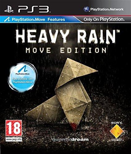 Heavy Rain PS-3 Essentials PEGI Move Edition