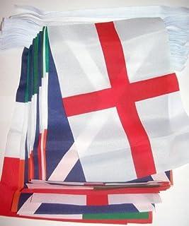 Partyrama Rugby chorągiewka z 18 flagami 5,5 m