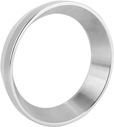 Aluminum IDR Intelligent Dosing Ring for Brewing Bowl Coffee Powder Espresso Barista Tool for 58MM Profilter Coffee Tamper Barista Tool(Silver)