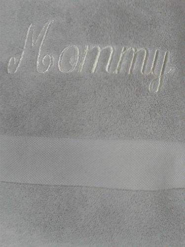 Lauren by Ralph Lauren Wescott - Toalla de baño, color gris