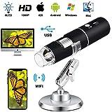 51bC4yxVvmL. SL160  - 1000X Zoom 1080P Microscope Camera